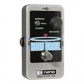 Holy Grail Nano Digital Reverb Guitar Effects Pedal