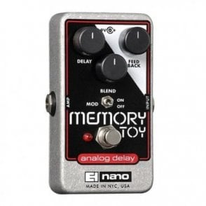 Memory Toy Analogue Delay Pedal