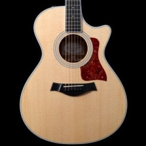 412ce Grand Concert Electro Acoustic In Natural Gloss