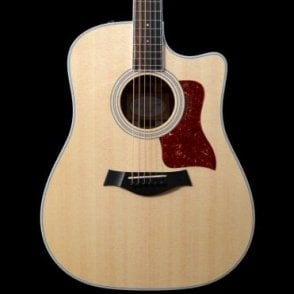 410ce Electro Acoustic Dreadnought In Natural Gloss