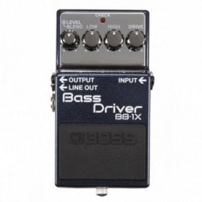 BB-1X Bass Driver & DI Pedal