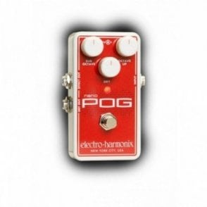 Nano POG Octave Guitar Effects Pedal