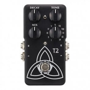 T2 Reverb Effects Pedal