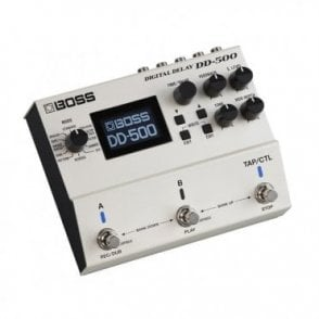 DD-500 Multi Digital Delay Effects Pedal for Guitar