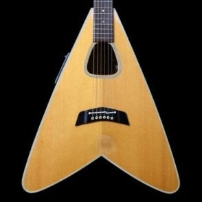 Takamine EA-360 Flying V Acoustic Guitar, 1983 Pre-Owned