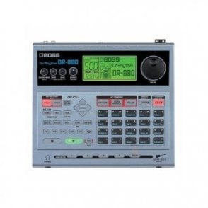 DR-880 Dr. Rhythm 32 Voice Pattern-Based Drum Machine with FX