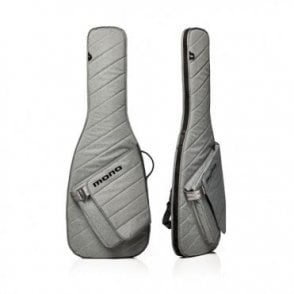 M80 Bass Guitar Sleeve Gigbag - Gig Bag Carry Case - Grey