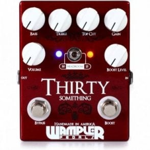Thirty Something Overdrive 'Amp In A Box' Effects Pedal
