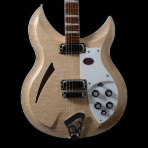 381V69 6-String Electric Guitar In Mapleglo
