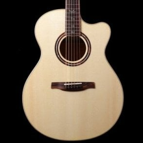 Angelus Cutaway Standard Electro Acoustic #141363, Mahogany Back & Sides