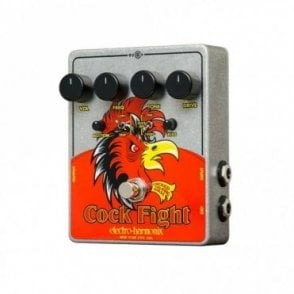 Cock Fight Cocked Talking Wah Pedal with Fuzz