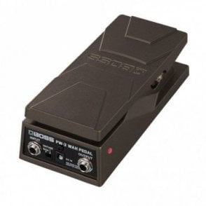 PW-3 Compact Dual Mode Wah Effects Pedal