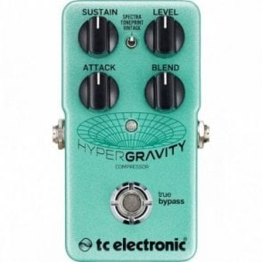 HyperGravity Compressor Effects Pedal