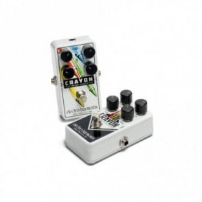 Crayon Full Range Overdrive Effects Pedal (76 & 69)