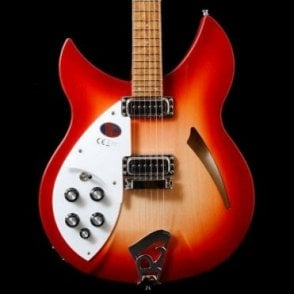 330/6 Fireglo Left Handed Electric Guitar - Lefty #1542725