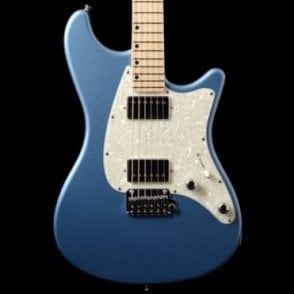 Ashburn HH In Pelham Blue With Maple Neck
