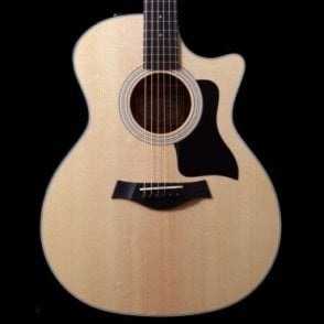 314ce Grand Auditorium Electro Acoustic Guitar , ES2 Electronics