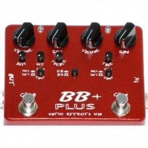 BB + Plus Dual Drive Pedal