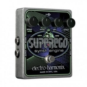 Superego Guitar Synth Engine Effects Pedal