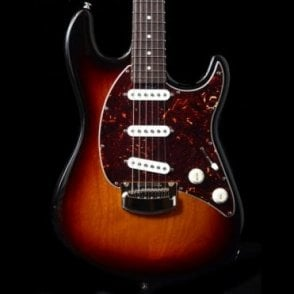 Cutlass Electric Guitar, Vintage Sunburst with Rosewood Neck