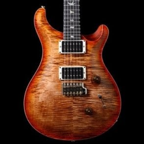 Custom 24 2016 Spec Electric Guitar, Autumn Sky, Pattern Thin Neck #226427