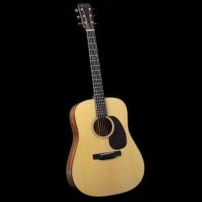 D-18 Dreadnought Acoustic Guitar, Standard Series