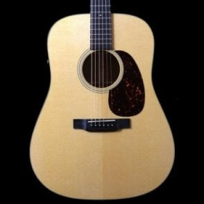 D-18E Retro Electro Acoustic Dreadnought Guitar