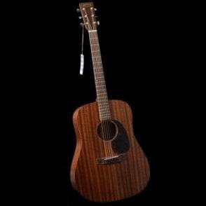 D-15ME UK Solid Mahogany 15 Series Acoustic Guitar With Fishman Pickup
