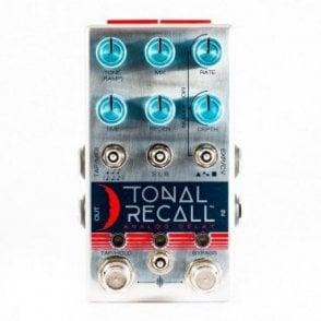 Tonal Recall Analog Delay Pedal