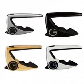 Performance 2 Steel String Capo (Available in all Finishes)
