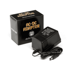 AC DC 9.6 Volt UK Adaptor for Effects Pedals