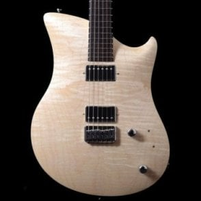 Flamed Jane Electric Guitar #2045