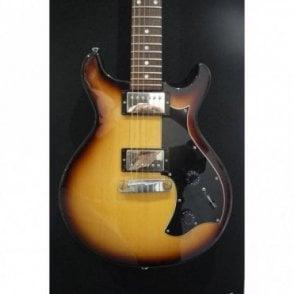 2009 Mira X Electric Guitar, Sepia Burst