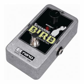 Screaming Bird Treble Booster Guitar Effects Pedal