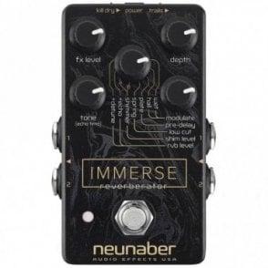 Immerse Reverberator - Reverb Guitar Pedal