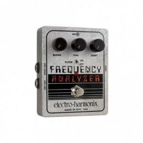 Frequency Analyzer Ring Modulator Effects Pedal