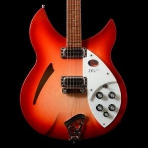 330/6 Fireglo 6-String Electric Guitar #16 23731