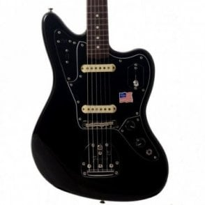Limited Edition Johnny Marr Jaguar In Black
