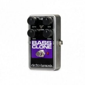 Bass Clone Chorus Effects Pedal for Bass Guitar