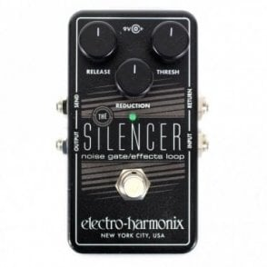 Silencer Noise Gate & Effects Loop Pedal