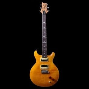 Santana Standard Electric Guitar, Santana Yellow, 2017
