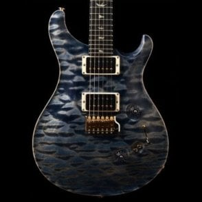 Custom 24/08 Wood Library Limited Edition #232594, Faded Whale Blue Quilt