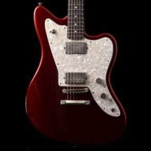 JM6 Standard Humbucker Electric Guitar, Candy Apple Red