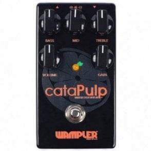 CataPulp - British Amp Style Distortion Pedal