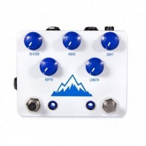 Alpine Reverb Effects Pedal