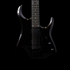 JP16 John Pettruci Signature Electric Guitar, Lava Black