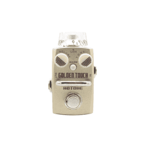 Golden Touch - Dynamic Overdrive Pedal