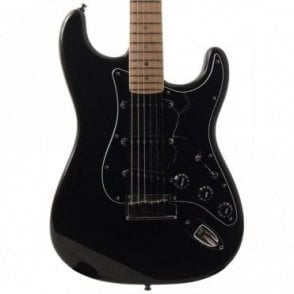2009 American Deluxe Stratocaster in Montego Black, Pre-Owned