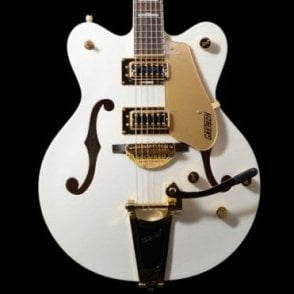 G5422TG Electromatic Hollowbody, White