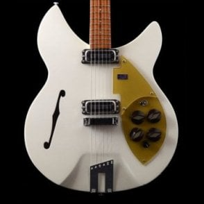 1997 6-String Limited Edition in Pearl White - Only 10 Made
